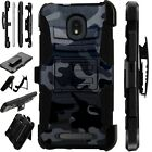 LUXGUARD For Onyx / Feller / Miro Phone Case Holster Cover CAMO BLACK