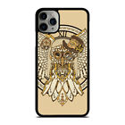 OWL STEAMPUNK iPhone 5/5S/SE 6/6S 7/8 Plus X/XS Max XR Case