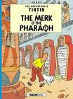 Tintin: the Merk O the Pharoah by Herge (Scots) Paperback Book Free Shipping!