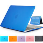 "Laptop Matte Hard Shell Cover Case for Macbook 12inch 13Retina 15"" Pro 2016/2017"