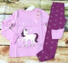 Внешний вид - Gymboree 7 8 10 12 Set Mix N Match Unicorn Top Crown Leggings NWT Outlet