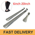 Kyпить Professional Stainless Steel Silver Shiny Metal Shoe Horn Spoon Shoehorn 20