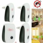 6 Pack Ultrasonic Pest Repeller Control Electronic Repellent Mice Rat Reject USA