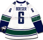 BROCK BOESER VANCOUVER CANUCKS AWAY AUTHENTIC PRO ADIDAS NHL JERSEY $150.53 USD on eBay