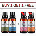 Ra Aromatherapy Essential Oils 100% Natural Pure Essential Oil Fragrances 30ml
