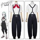 Death Parade Death Billiards Nona Shirt Pants Cosplay Cos