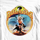 The Beastmaster t-shirt retro 1980s movie fantasy sci fi film graphic tee shirt