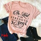 2019 Women's Fashion Loose Print T-Shirts Casual Cotton Outdoor Tops Plus Size