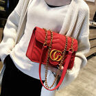 Women's 2019 New Baitao Slant Bag Fashion Chain Single Shoulder Square Bag