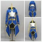 Sword Art Online 2 Silica cosplay costume Custom Made Any Size&