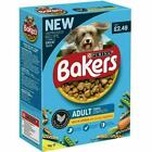 Dog food Bakers Adult Chicken & Vegetable (Price Marked)