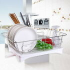 Kitchen Stainless Steel Storage Drain Rack Cutlery Storage Rack Dish Drying Rack