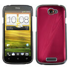 For HTC One S Aluminum Armor Cosmo Slim Hard Case Phone Cover