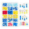 More images of 360 Pcs Assorted Insulated Electrical Wire Terminals Crimp Connentors Spade Set