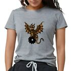 CafePress Steampunk Dragon T Shirt Womens Tri-blend T-Shirt (324181929)