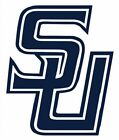 ncaa0836 Samford Bulldogs Big SU outline Die Cut Vinyl Graphic Decal Sticker