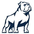 ncaa0837 Samford Bulldogs logo Die Cut Vinyl Graphic Outline Decal Sticker NCAA