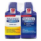 Mucinex CHOICE Listing! Cough Cold Flu Sore Throat Day/Night Liquid OR Caplets $7.19 USD on eBay
