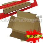 C5 SIZE LARGE LETTER CARDBOARD POSTAL SHIPPING PIP POSTAGE BOXES *ALL QTY'S*