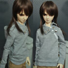 [PF] Grey Hoodie For SD17 1/3 1/4 Boy Male BJD Doll Dollfie Outfit