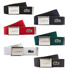 LACOSTE Men's Belt Made of Fabric - Pretty Case, Color Selection, 35 3/8-43