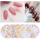 3D Nail Art Decoration Mixed Size Flatback Nail Rhinestones Metal Rivet Studs
