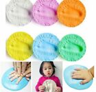 1Pack/Bag Infant Baby DIY Hand Feet Mud Clay Mold Kids Children Mould 15.5x9.5cm image