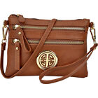 Dasein All-In-One Crossbody 13 Colors Cross-Body Bag NEW