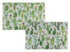 Cactus Polypropylene Placemat -  Kitchen Tableware Home Collection