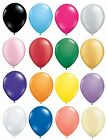 "20 x 12.5cm (5"") Latex Balloons - Party Decorations - Small Round Best Quality"