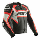 RST Tractech Evo R CE Certified Men's Leather Motorcycle / Bike Riding Jacket