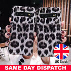 For Samsung Galaxy S8 S9 S10e Plus Leopard Shockproof Silicone Phone Case Cover