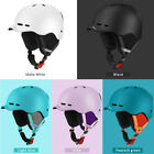 Внешний вид - Women Kid Ski Helmet Lightweight Snowboard Helmet with Detachable Inner Padding