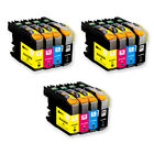 Printer Ink cartridge for Brother LC203XL LC201 MFC-J460DW MFC-J480DW MFC-J485DW