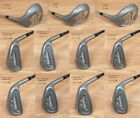 Tommy Armour (Choice of) 835s Woods/ 855s Irons Silver Scot RH Golf Clubs READ