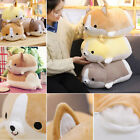 Kawaii Shiba Inu Plush Doll Animal Puppy Dog Stuffed Cute Doge Fur Soft Toy HL