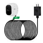 26ft/8m Power Cable for Arlo Pro, Pro 2, Arlo Go with 3.0 Quick Charger Adapter