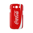 Coca Cola - Cover CCHS_GLXYS3S1204-Red-NOSIZE $83.95  on eBay