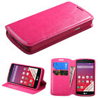 For LS660 Tribute MyJacket Wallet +Tray Protector Cover Case