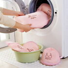 US Pink Underwear Clothes Aid Bra Socks Laundry Washing Machine Net Mesh Bags HL