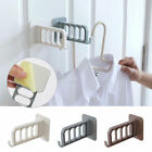 US Multi-function Door Hooks Foldable Wall Hanger Coat Bathroom Kitchen Towel HL
