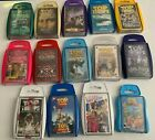 TOP TRUMPS - 14 Pack Range To Choose From (Scratched/Marked Cases)