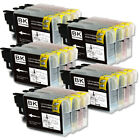 Printer Ink cartridge for Brother LC61 MFC-J410w MFC-J415w MFC-J615W MFC-J630W