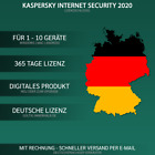 Kaspersky Internet Security 2020 DE [1PC / 2PC / 3PC / 5PC / 10 GERÄTE / KEY ]