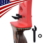 New Archery Arrow Rest Center Plastic Screw Recurve Compound Bow Target Hunting