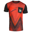 Miami Marlins MLB Cotton/Poly Pocket Tee on Ebay