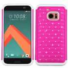 For HTC 10 FullStar Rugged Shockproof Impact Armor Phone Protector Case Cover