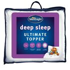 Silentnight 5CM Ultimate Deep Sleep Mattress Topper - Single Double King or SK