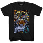 Gargoyles Comic Cover Disney Officially Licensed Adult T Shirt image