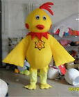 Chicken Mascot Costume Suit Cosplay Party Xmas Dress Outfit Halloween Adult 2019
